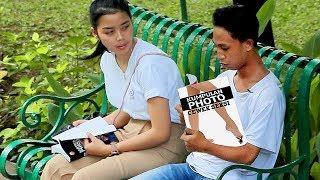 PRANK BACA BUKU DEWASA di tempat umum - Prank Indonesia 2 (Fake Book Prank)