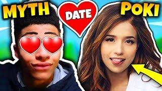 MYTH & POKIMANE DATING! CONFIRMED BY TSM MYTH | Fortnite Daily Funny Moments Ep.24 (April Fools)