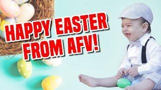 Happy Easter from AFV | Funny Easter Compilation