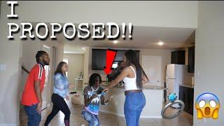 LETS SWITCH GIRLFRIENDS PRANK ON JALYN!!! (I PROPOSED)