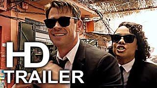 MEN IN BLACK 4 Trailer #1 NEW (2019) Chris Hemsworth, Tessa Thompson Comedy Movie HD