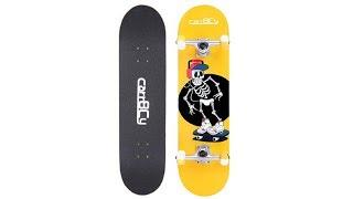 Canadian Maple Skateboard Deck for Extreme Sports