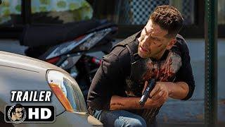 MARVEL'S THE PUNISHER Season 2 Official Trailer (HD) Jon Bernthal Series