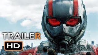 ANT MAN AND THE WASP All Movie Clips + Trailers (2018) Ant Man 2 Marvel Superhero Movie HD
