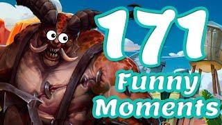 Heroes of the Storm: WP and Funny Moments #171