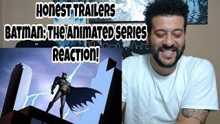 Honest Trailers | Batman: The Animated Series | Reaction! #ClarkCrewReviews