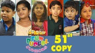 Fun Bucket JUNIORS | Episode 51 | Kids Funny Videos | Comedy Web Series | By Sai Teja - TeluguOne