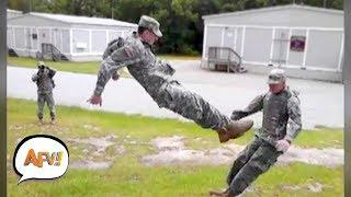 ★CRAZY Military Moments ★  | Army FAILS & Funny Soldiers  | AFV 2019