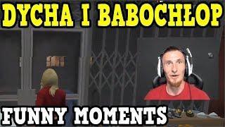 """Isamu """"DYCHA"""" i Babochłop/Gta V RP - Funny Moments/Najlepsze akcje z live/skrót z live #15"""