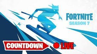SEASON 7 HYPE | Fortnite Funny Fails and WTF Moments! 24/7