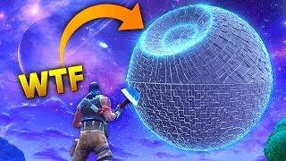 DEATH STAR IN FORTNITE..?! | Fortnite Funny and Best Moments Ep.72 (Fortnite Battle Royale)