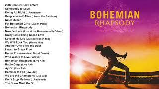 Bohemian Rhapsody 2018 Soundtrack