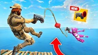 GRAPPLER vs. GRAPPLER! - Fortnite Fails & Epic Wins #27 (Fortnite Funny Moments Compilation)