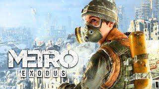Metro Exodus - Uncovered Gameplay Trailer