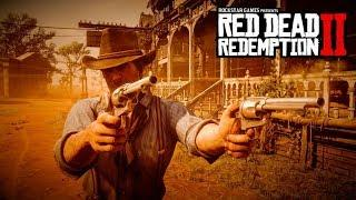 Red Dead Redemption 2 - GAMEPLAY TRAILER PART 2 COMING TOMORROW! (RDR2 Next Gameplay Video)