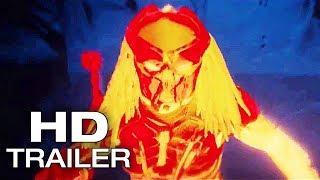 THE PREDATOR Conquer Earth Trailer NEW (2018) Sci-Fi Action Movie HD