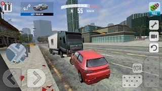 Extreme Car Driving Simulator 2 / Sports Car Racing Games /Android Gameplay FHD #4