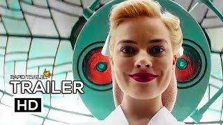 TERMINAL Official Trailer (2018) Margot Robbie, Simon Pegg Movie HD