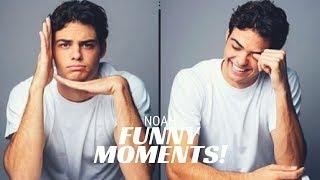 Funny/Cute Moments: Noah Centineo (To All The Boys I've Loved Before)