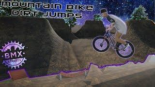 BMX Streets PIPE - Mountain Bike Dirt Jump Mod - PC Only