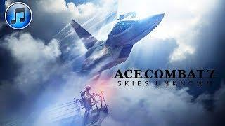 ACE COMBAT 7: SKIES UNKNOWN Official Soundtrack / OST (63 Tracks)