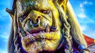 WORLD OF WARCRAFT Battle For Azeroth Saurfang Cinematic Trailer  NEW (2018)