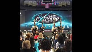 Cheer Extreme Showcase 2018