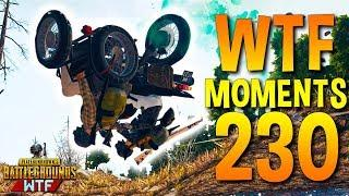 PUBG Daily Funny WTF Moments Highlights Ep 230 (playerunknown's battlegrounds Plays)