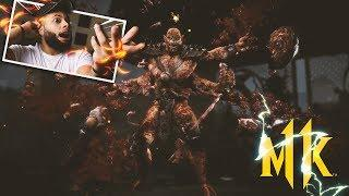 Mortal Kombat 11 Kombat Pack – Official Shang Tsung Gameplay Trailer | REACTION