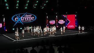 Cheer Extreme ???? SENIOR ELITE ???? HITS NCA DAY 2!