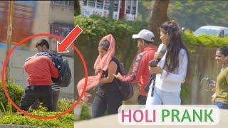 HOLI KAB HAI ?? - Best Holi Prank Gone Wrong | Prank In India | Insane Prankster