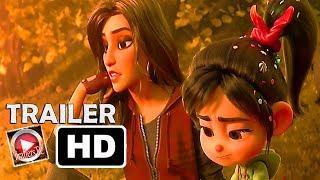 Ralph el Demoledor 2: Wifi Ralph Disney Trailer Oficial #4 Español Latino