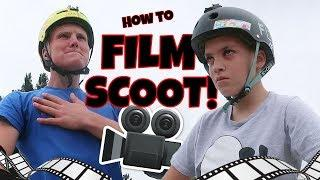 """How NOT to film a game of """"SCOOT""""!"""