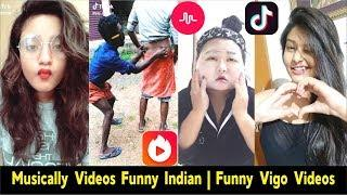 Kia Ap Ke Pas Girlfriend Nahi Ha? | Musically Videos Funny Indian | Best Comedy Of Vigo Videos