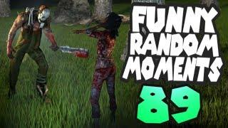 Dead by Daylight funny random moments montage 89
