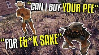 Funny Voice Chat - PUBG - Two Stories