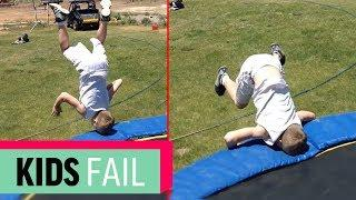 Try Not to Laugh or Grin - Funny Kids Fail Vines Comp March 2018 | Dumb Genius (RIP VINE)