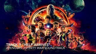 "Avengers: Infinity War Soundtrack - TRACK 9: ""Help Arrives"""