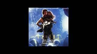 """Aliens Soundtrack Track 1. """"Main Title"""" James Horner"""