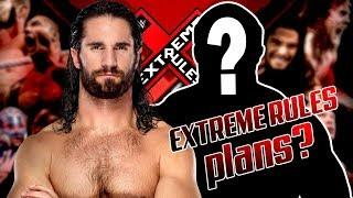 Possible Plan For Seth Rollins At Extreme Rules 2018