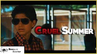 ¿Y Si Karate Kid Tuviera El Soundtrack De Cobra Kai? - Karate Kid Cruel Summer -