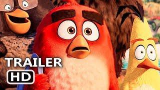 THE ANGRY BIRDS 2 Official Trailer (2019) NEW Animated Movie HD