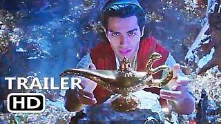 ALADDIN Official Teaser Trailer (2019) Will Smith, Disney Movie
