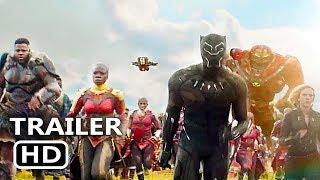 AVENGERS INFINITY WAR Soul Stone Battle Trailer NEW (2018) Marvel Superhero Movie HD