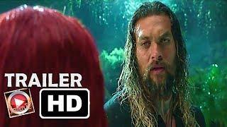 Aquaman Trailer Extendido Oficial #2 Subtitulado Español
