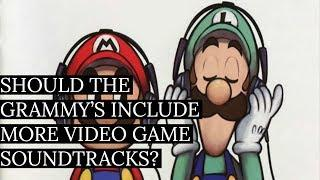 Should The Grammy's Include More Video Game Soundtracks?