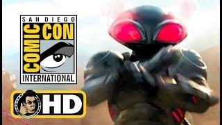 ALL Comic Con 2018 MOVIE TRAILERS (SDCC) Trailer Compilation