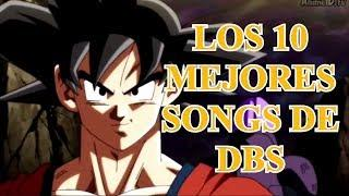Los 10 soundtracks más ÉPICOS de Dragon Ball Super
