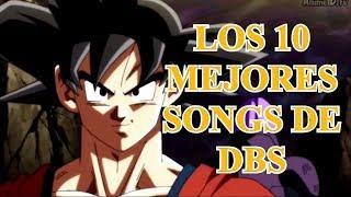 Los 10 soundtracks más ÉPICOS de Dragon Ball Super