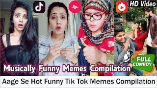Aage Se Hot Funny Tik Tok Memes Compilation | Vigo Videos Funny | Musically Videos | Hindi Funny